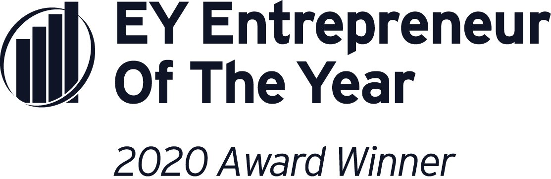 EY Entrepreneur of the Year 2020 Award Winner